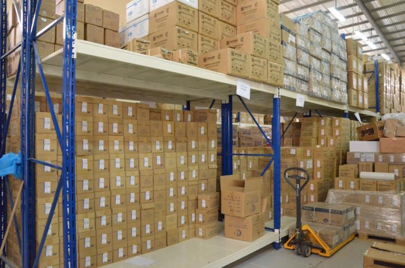 الهلال الأحمر يؤمن ١٢ مليون قطعة مستهلكات طبية لسيارات الإسعاف بنظام الصناديق الجديد صحيفة المواطن
