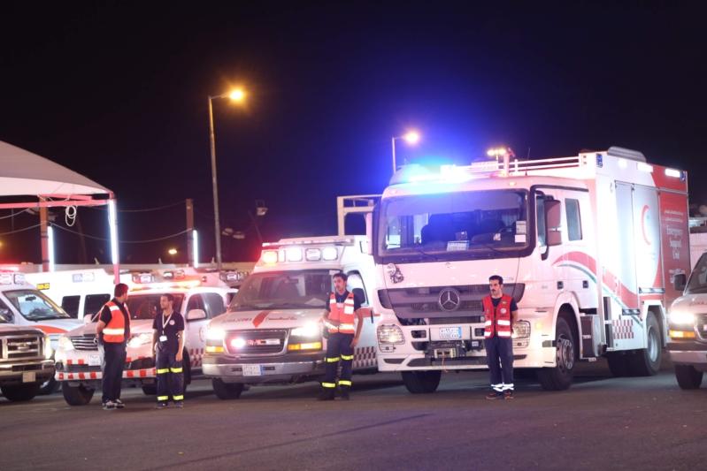 الهلال الأحمر يجهز (٦٧٧) سيارة إسعاف وآلية لتغطية العاصمة و المشاعر المقدسة صحيفة المواطن