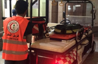 الهلال الأحمر يكشف حصيلة اليوم.. عشرات البلاغات و18 انزلاقًا في المدينة - المواطن