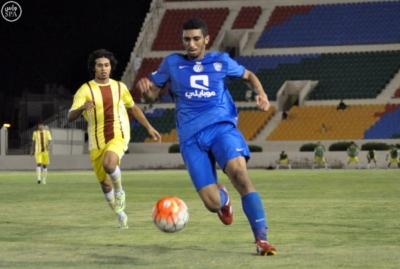 الهلال بطلًا لدوري كأس الأمير فيصل بن فهد1