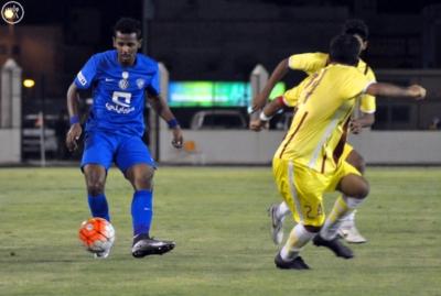 الهلال بطلًا لدوري كأس الأمير فيصل بن فهد3