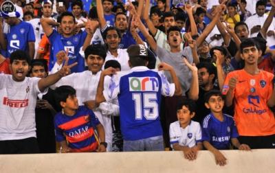 الهلال بطلًا لدوري كأس الأمير فيصل بن فهد4