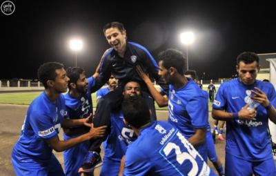 الهلال بطلًا لدوري كأس الأمير فيصل بن فهد6
