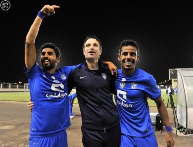 الهلال بطلًا لدوري كأس الأمير فيصل بن فهد8
