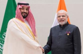 ولي ولي العهد يلتقي على هامش قمة العشرين رئيس وزراء الهند - المواطن