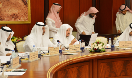 الهيئة العامة لمجلس الشورى تعقد اجتماعها السادس (1) 