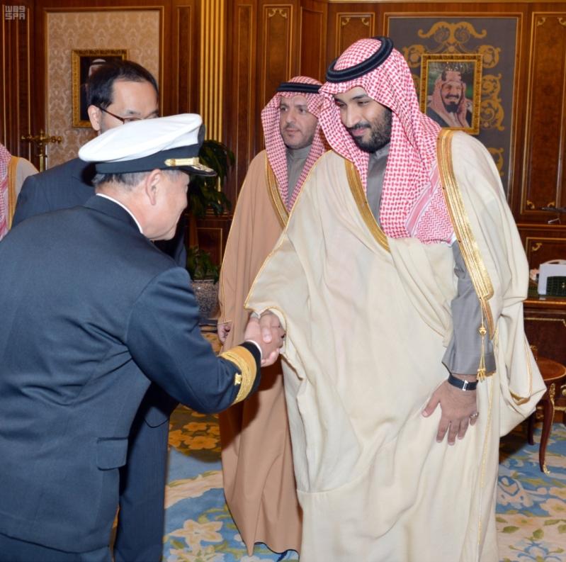 اليابان والسعودية