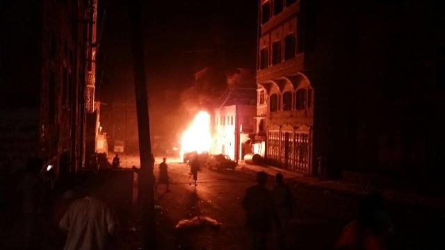 اليمن-قصف (1)