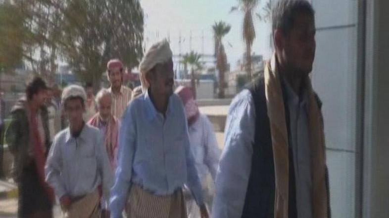 عودة 7 من أسرى المقاومة الشعبية في صنعاء إلى عدن - المواطن