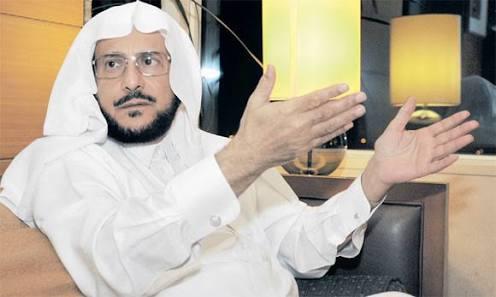 """بالصور.. إرهابي من تنظيم الحمدين يهدد """"آل الشيخ"""" بالإيذاء"""