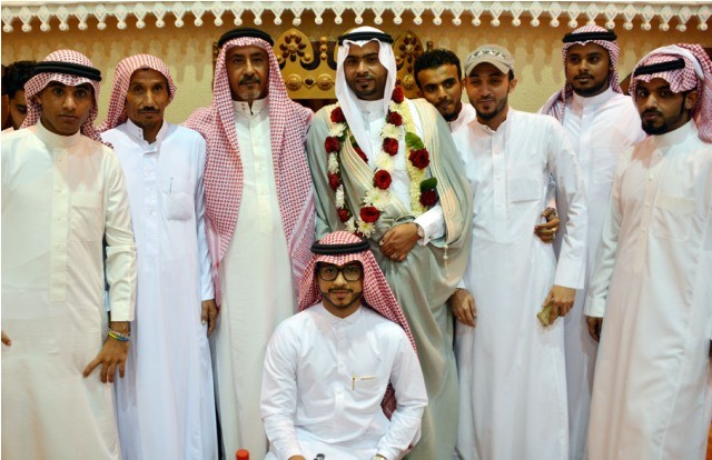 ال-بكري-تحتفل-بزواج 2