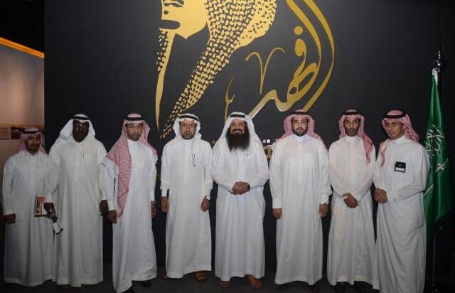 ال دايل معرض الفهد شاهد على انجازات وحنكة رجل السلام بالمنطقة (4)