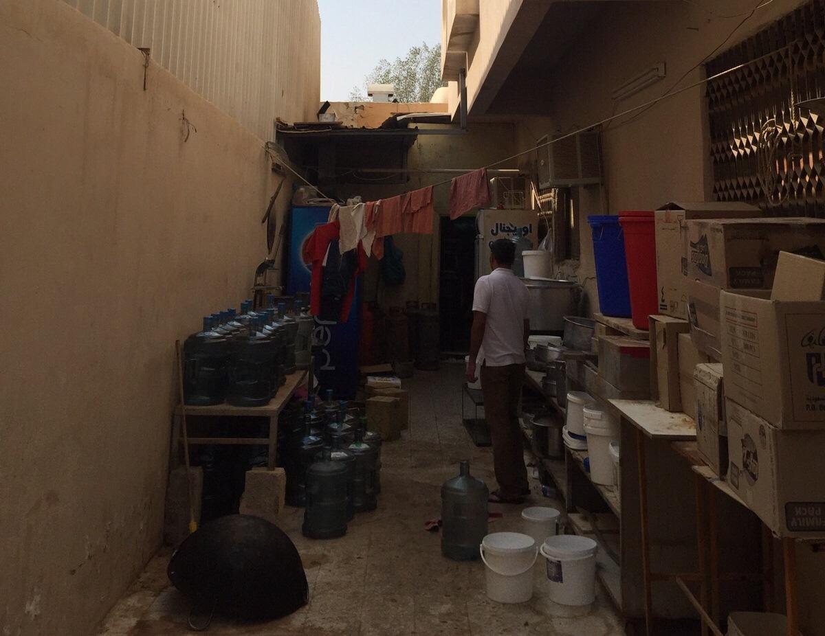 امانة الرياض إغلاق منشآت غذائية بروضة (1)