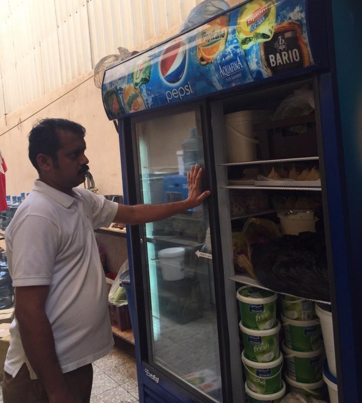 امانة الرياض إغلاق منشآت غذائية بروضة (2)