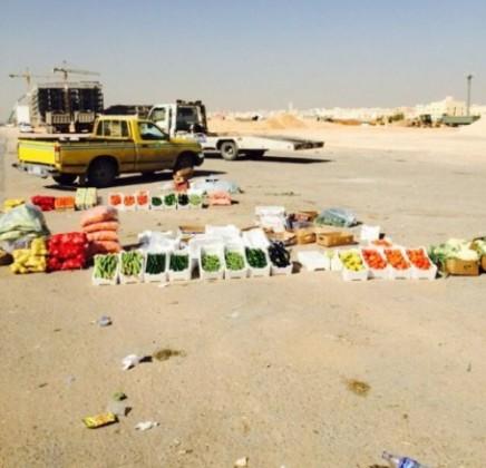امانة الرياض تصادر (2)