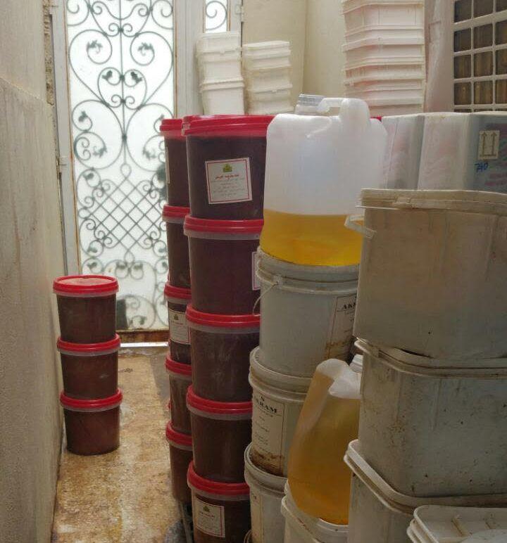 امانة الرياض تغلق 9 محلات وتحرر 17 مخالفة (2)