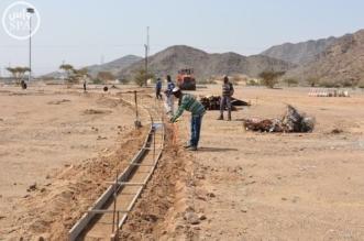 أمانة نجران تنفذ المرحلة الثالثة من تطوير متنزه أبا الرشاش - المواطن