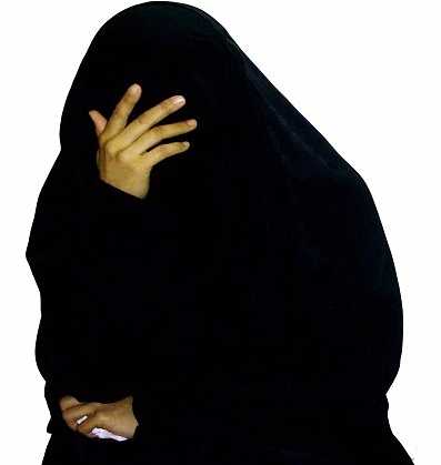 امرأة سعودية (2)