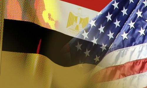 امريكا مصر