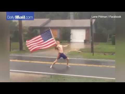 امريكي يتحدى ماثيو