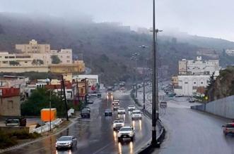 تنبيه من أمطار رعدية ورياح نشطة على الباحة - المواطن