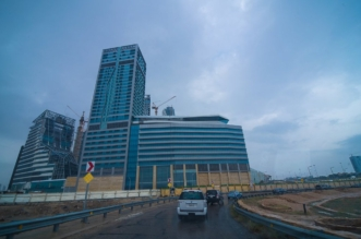 امطار الرياض 14-2-2017 2