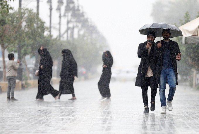 امطار الرياض1