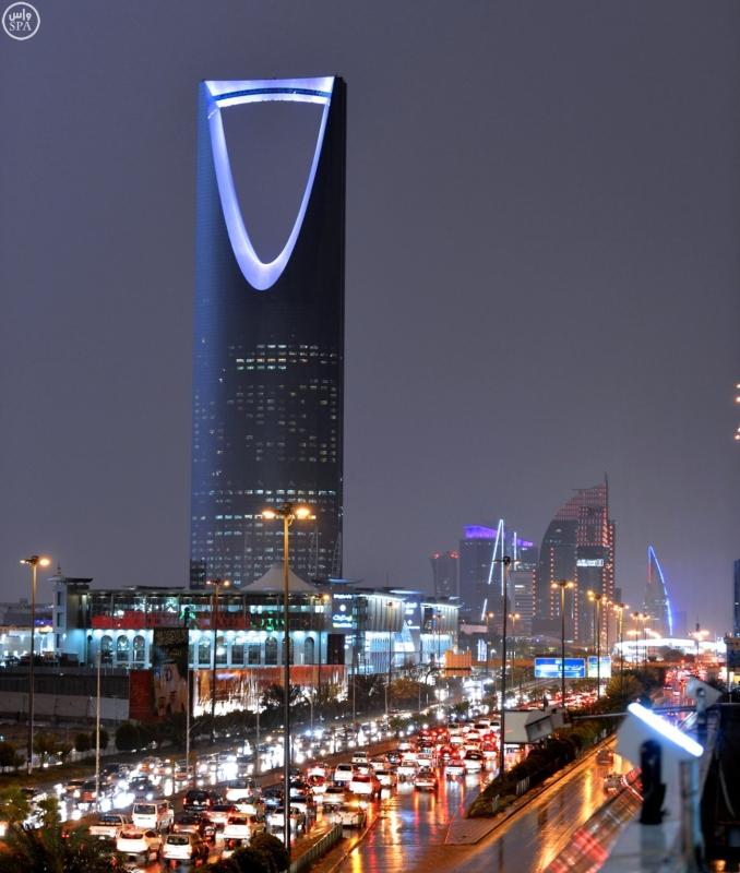 امطار الرياض12