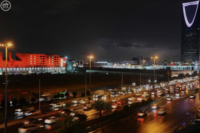 امطار الرياض15