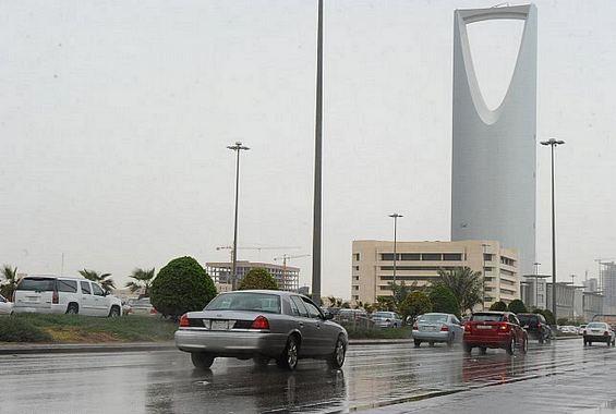 امطار-الرياض