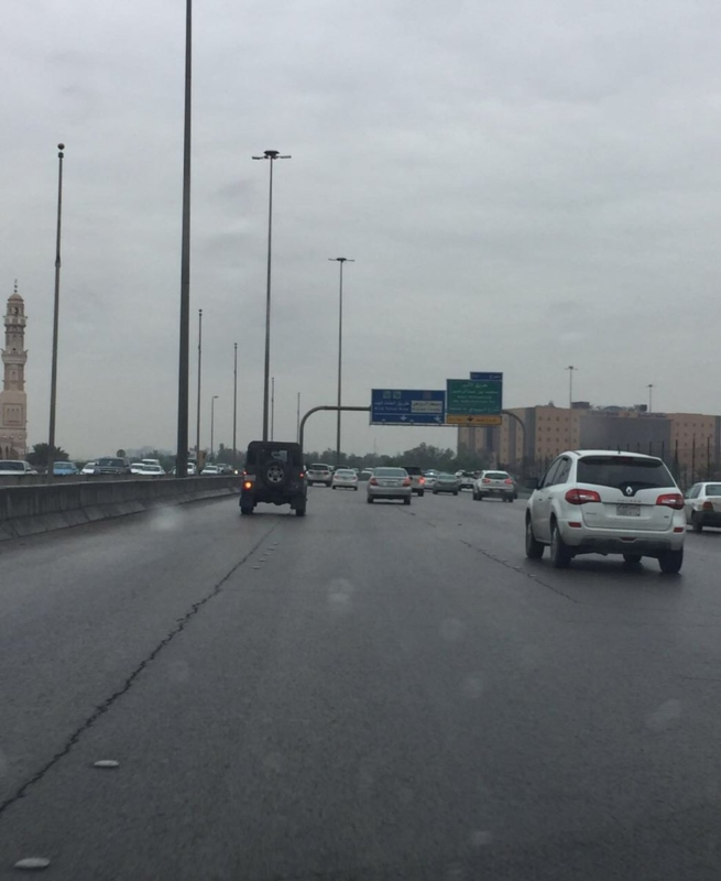 امطار الرياض4