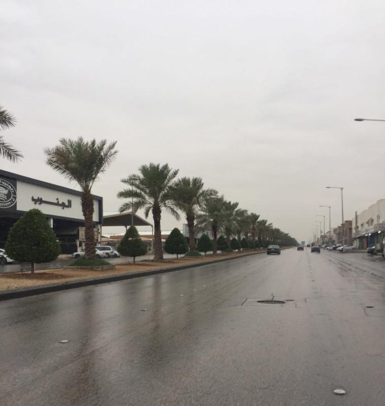 امطار الرياض5