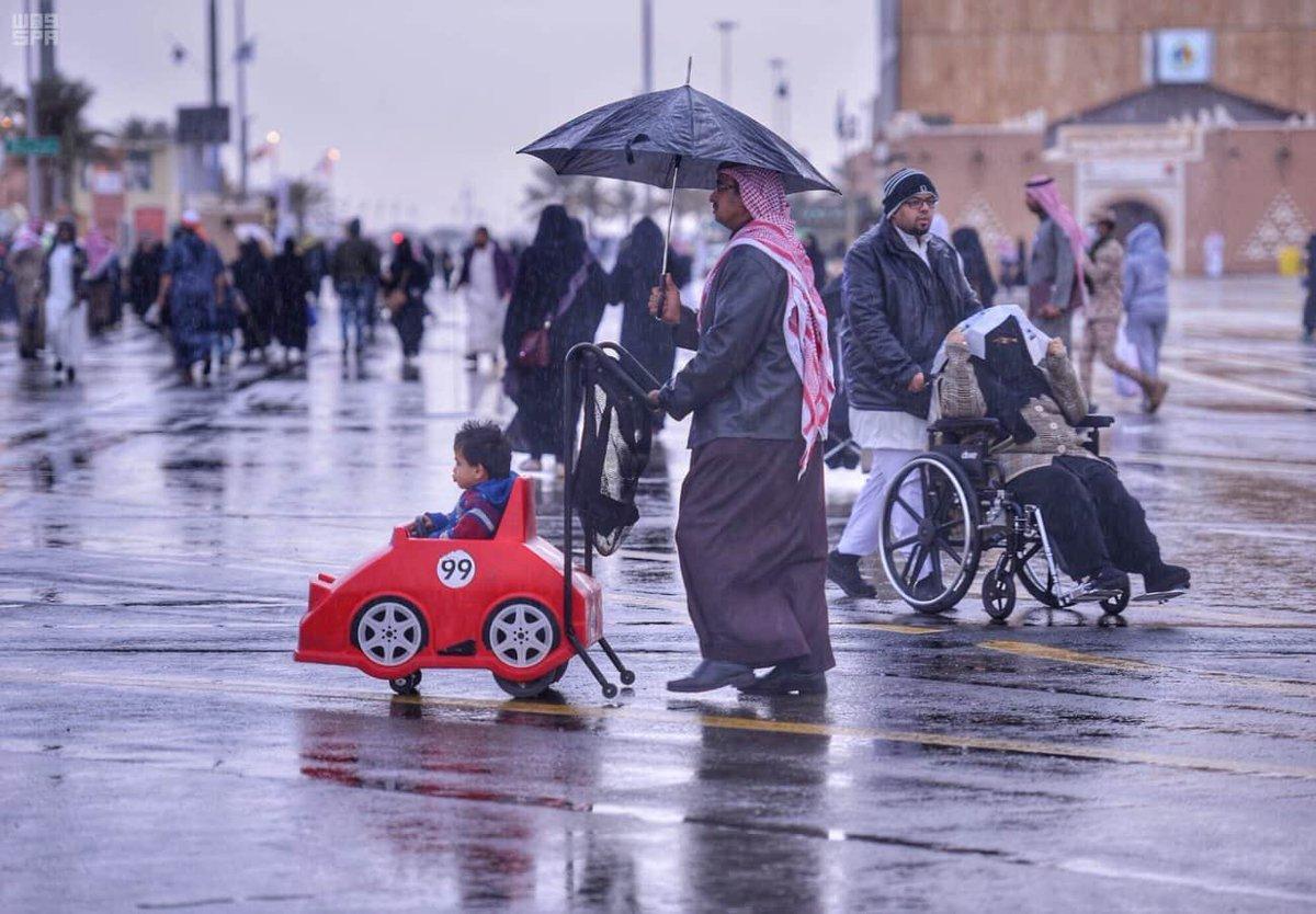 امطار الرياض6