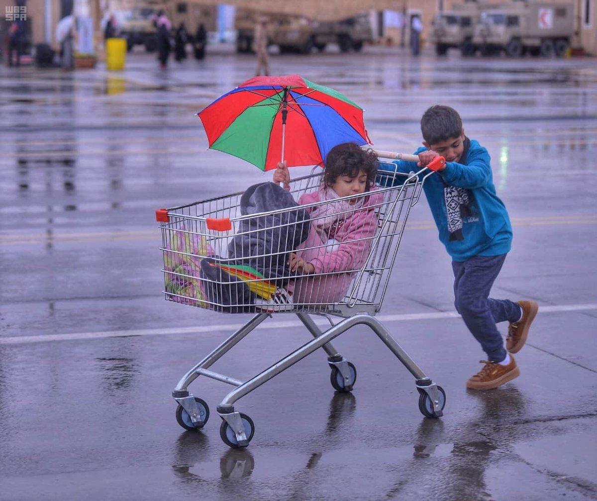 امطار الرياض7