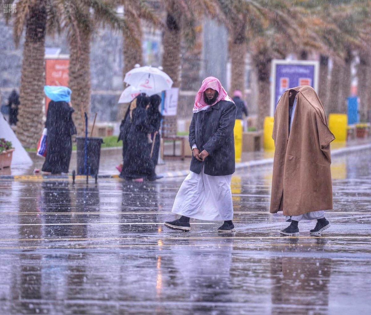 امطار الرياض8