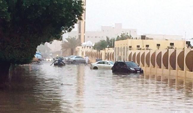 امطار-السعودية (1)