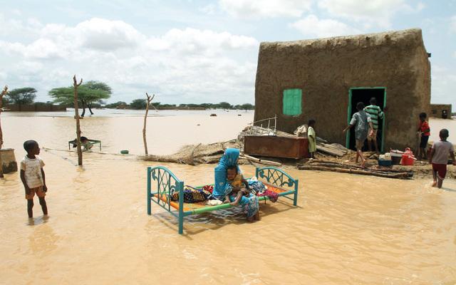 امطار السودان