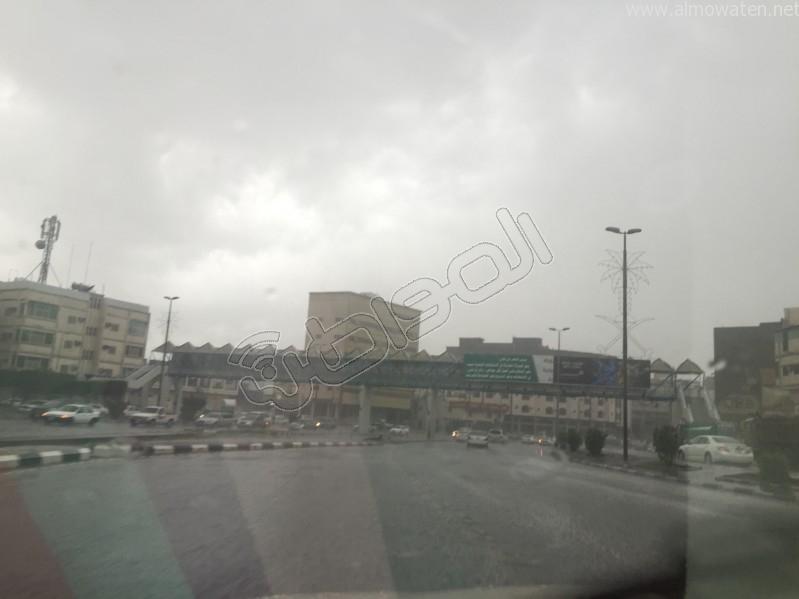 امطار-الطائف (2)
