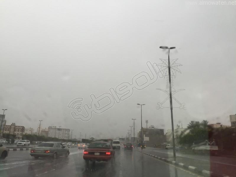 امطار-الطائف (4)