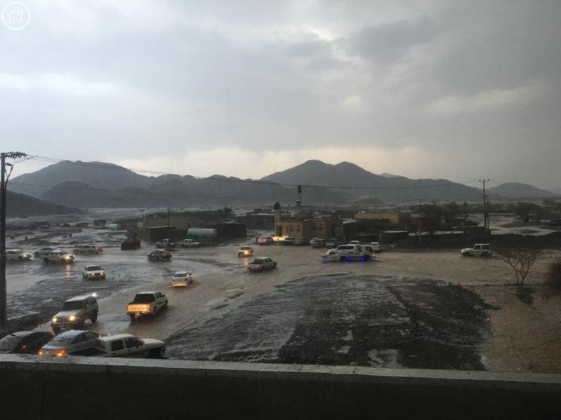 a50f2b66e مدني المدينة يحذر: لا تخرجوا من بيوتكم إلا للضرورة | صحيفة المواطن ...