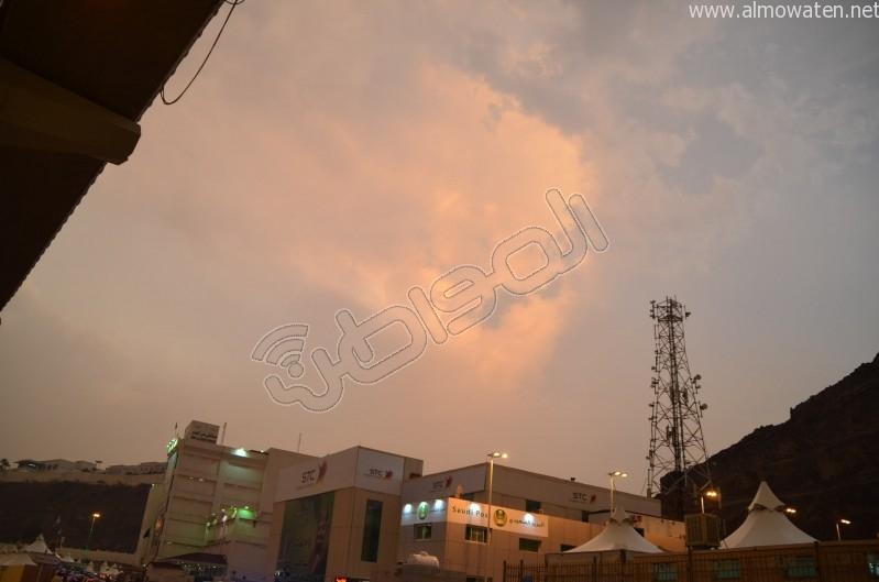 امطار-بمنى-مكة (2)