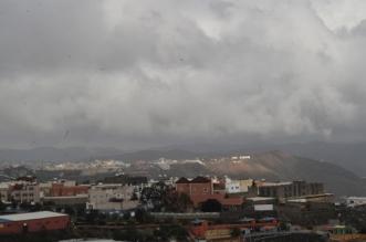 تنبيه من أمطار متواصلة مصحوبة بزخات البرد تسيل أودية جازان - المواطن