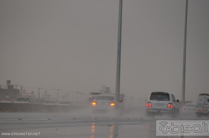 جدة تترقب أمطار غزيرة تستمر حتى الصباح والأمانة تتأهب صحيفة المواطن الإلكترونية