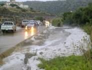 """""""مدني عسير"""" يحذر من الاقتراب من الأودية خلال الأمطار والسيول"""
