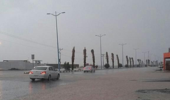 الأرصاد تتوقع .. أمطار رعدية مع أتربة على 7 مناطق - المواطن