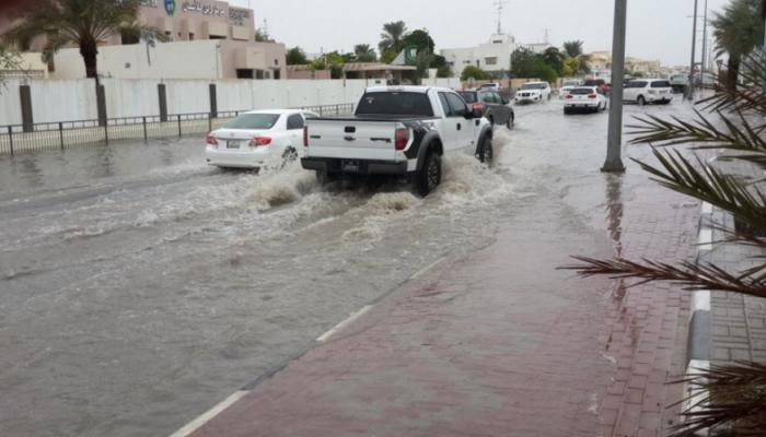 امطار قطر