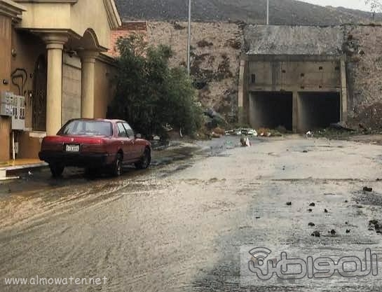 امطار منطقة عسير13