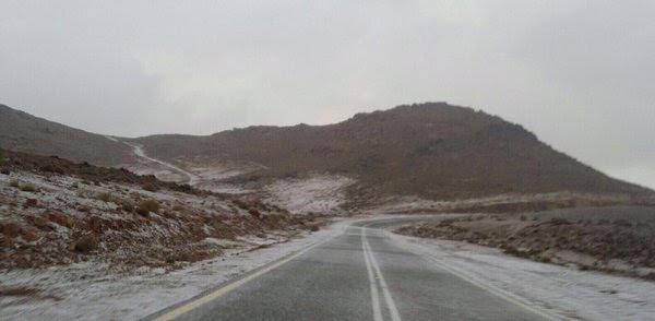 امطار-وثلوج-بتبوك (2)