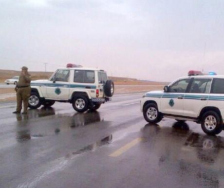 امن الطرق - أمن - دوريات