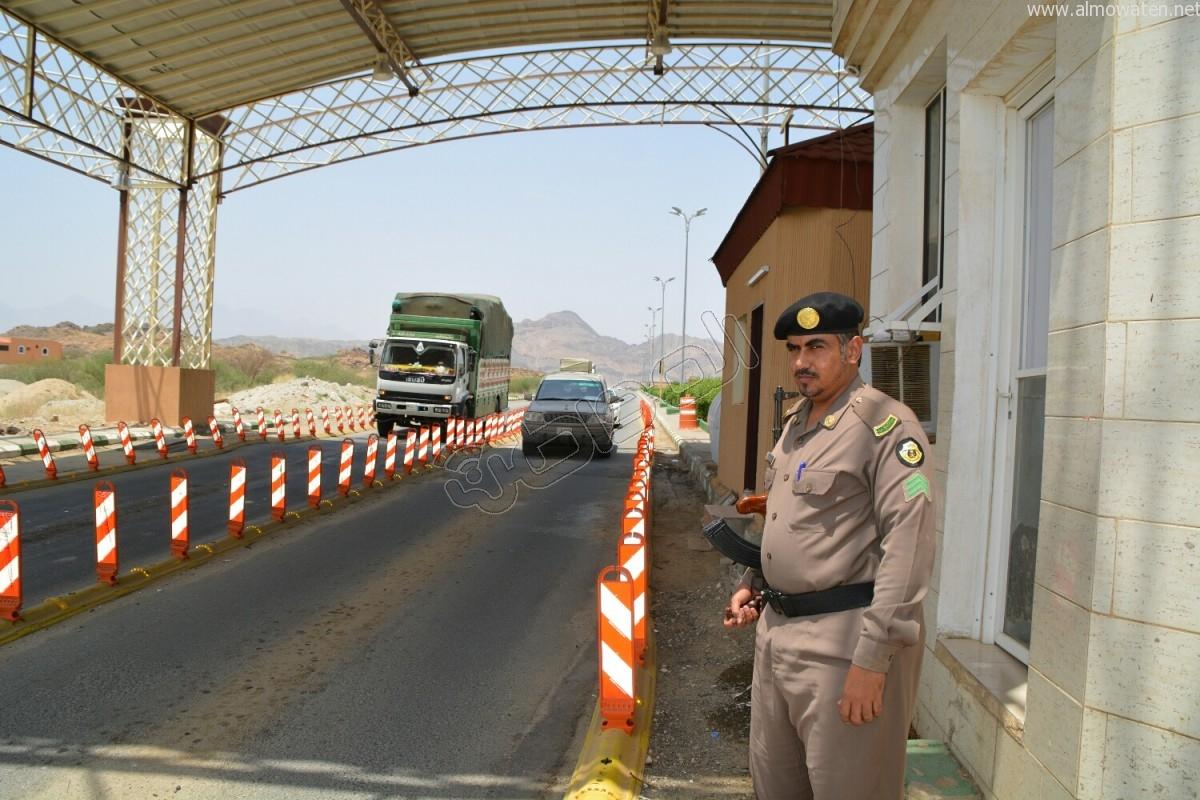 شرطة #عسير تضبط ٧٣١٦ مخالفاً لنظام الحج قبل دخولهم #مكة - المواطن